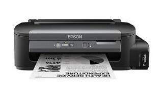 爱普生M101 黑白墨仓式打印机